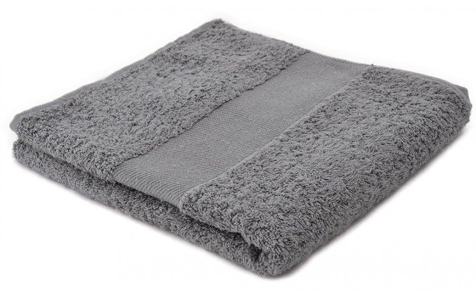 Handtuch Classic Grau