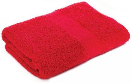 Handtuch Budget Rot