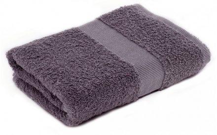 Handtuch Budget Grau