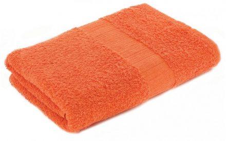 Handtuch Budget Orange