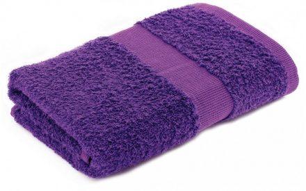 Handtuch Budget Lila