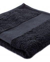 Handtuch Premium Schwarz