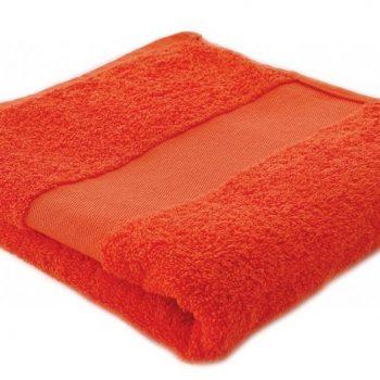 Handtuch Premium Orange
