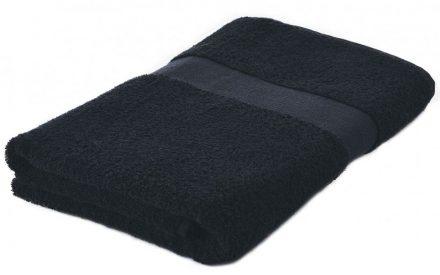 Badetuch Premium schwarz 140x70cm