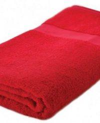 Strandtuch Rot 180x100cm