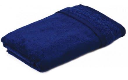 Mikrofaser Handtuch marineblau