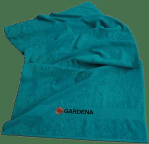 Werbeartikel Handtücher besticken